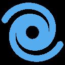 Cyclone Dizzy Twister Icon