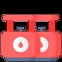 Cylinder Gas Cylinder Gas Bottle Icon