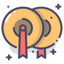 Cymbal Music Instrument Icon