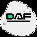 Daf Company Logo Brand Logo Icon
