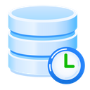 Daily Backups Database Backup Backup Time Icon