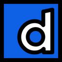 Dailymotion Technology Logo Social Media Logo Icon