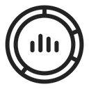 Dashboard Data Analytics Icon
