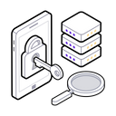 Data Access Icon