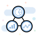 Data Analysis Data Insight Data Mining Icon