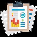 Data Analytics Statistics Data Chart Icon