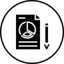 Data Optimization Statics Icon