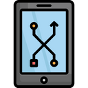 Data Sharing Data Transfer Data Transmission Icon