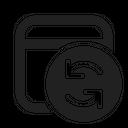 Calendar Sync File Sync Data Sync Icon