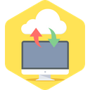 Data Synchronization Icon