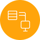 Database Storage Data Icon