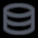 Database Server Storege Icon