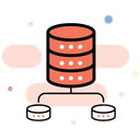 Database Hierarchy Icon