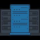 Backup Devices Computer Hardware Database Icon