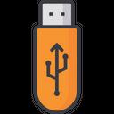 Datacard Usb Pendrive Icon