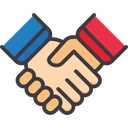 Deals Partnership Deal Icon