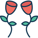 Decoration flower Icon