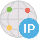 Dedicated Ip Address Personal Ip Business Ip Icon