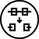 Delete Remove Segment Icon