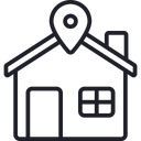 Delivery at home Icon