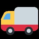 Delivery Truck Tempo Icon