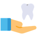 Dental Care Caring Teeth Icon
