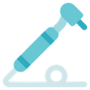 Dentist Drill Tool Icon