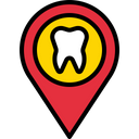Dental Location Icon