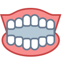 Denture Dental Icon