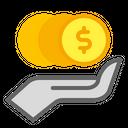 Deposit Money Finance Icon