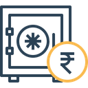 Deposit Safe Vault Icon