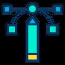 Design Work Graphic Icon