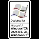 Designed For Microsoft Icon