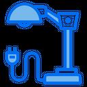 Desk Lamp Home Appliances Electric Icon