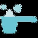 Hygiene Detergent Gauge Icon