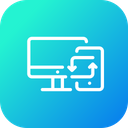 Device Data Transfer Icon