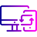 Device Data Transfer Icon