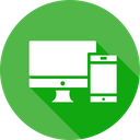 Device Management Mobile Icon