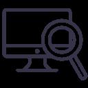 Device Seo Desktop Icon