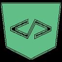 Dev Plain Icon