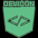 Dev Plain Wordmark Icon