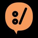 Devrant Technology Logo Social Media Logo Icon