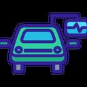 Diagnostic car Icon