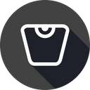 Dieting Weight Machine Icon