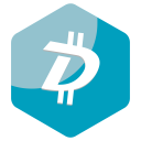 Dgb Digibyte Cryptocurrency Icon