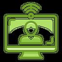 Digital Account Icon