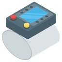Digital Bp Apparatus Icon