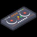 Digital Controller Music Controller Dj Controller Icon