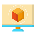 Digital Design Icon