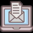 Digital Mailing Icon